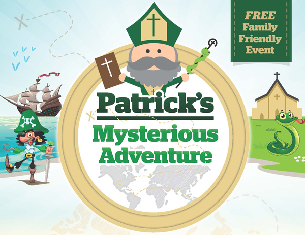 Broughshane set to host Patrick's Mysterious Adventure