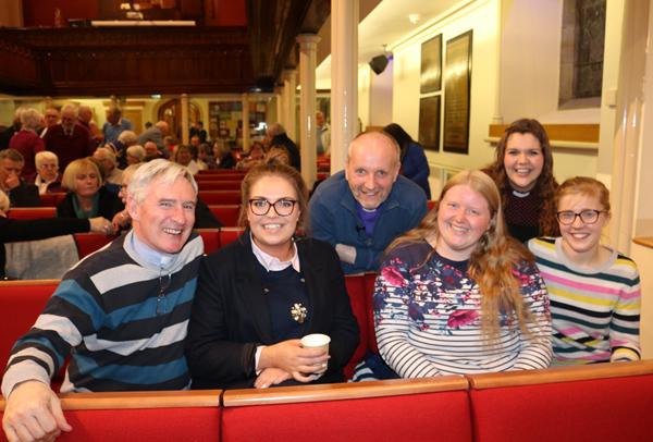 Warm welcome for Bishop Alan at Lisburn Lent Talk