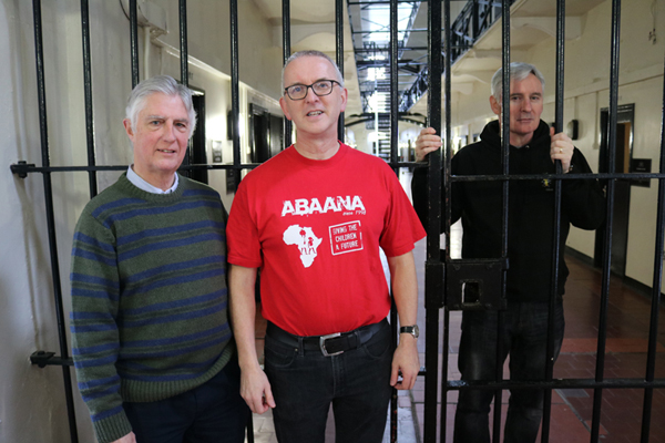 The Lisburn Three free after raising bail