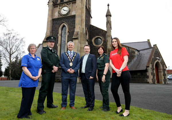 Service in Christ Church, Lisburn, to honour First Responders and Emergency Services