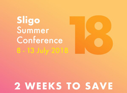 Book now for Sligo 18