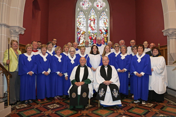 Choral Evensong treat in Kilbride
