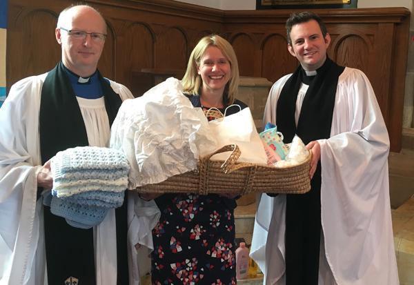 Agherton support for Baby Basics Belfast