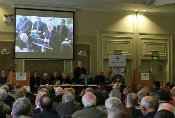 General Synod underway in Armagh