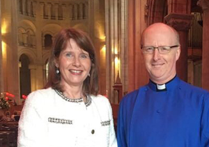 Canon Stephen Fielding appointed rector of Malone
