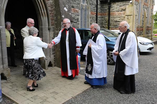 Archbishop helps Kilbride celebrate 150th anniversary ...