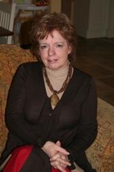 Mrs Moira Thom, President of Connor MU.