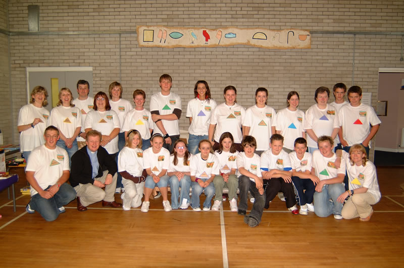 Connor Diocese : Holiday Bible Club in  Magheragall
