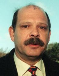 The late Mr David Ervine, leader of the PUP.
