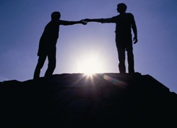 The Hard Gospel - transforming communities through loving God and loving your neighbour.