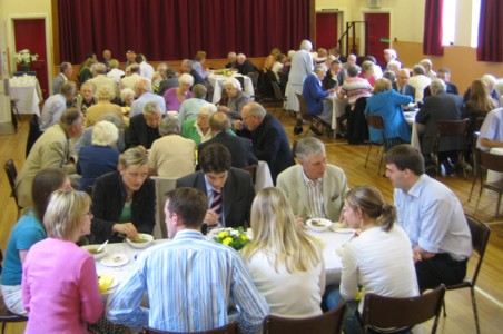Connor Diocese : Golden Celebrations at St John's Malone
