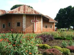The Cathedral in Yei Diocese, Southern Sudan