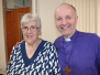 Clergy farewell to Bishop's PA Rosemary Patterson