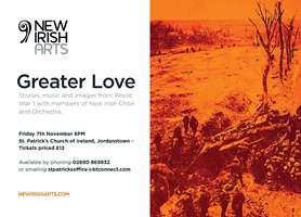 New Irish Choir & Orchestra in Jordanstown