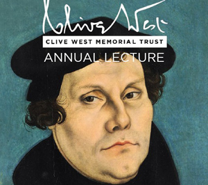Reformation is topic of annual lecture