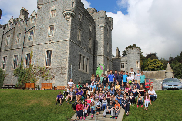 Connor youth groups invited to annual residential