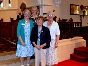 St Mark's MU branch celebrates 80 years