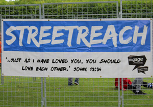Friday Prayer Points for Streetreach 2017