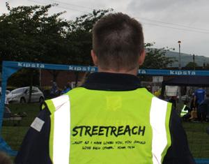 Thursday Prayer Points for Streetreach 2017