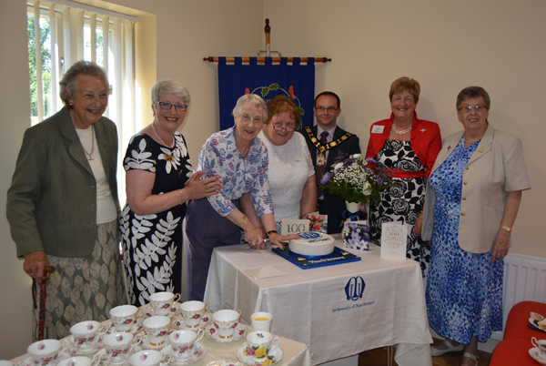 100th anniversary celebrations for Muckamore Mothers' Union