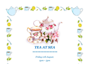Invite to Mission to Seafarers' 'Tea at Sea'