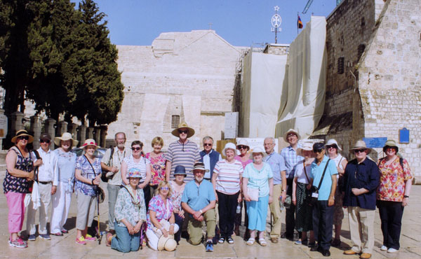 Pilgrimage -a 'profound biblical experience of journeying with God'