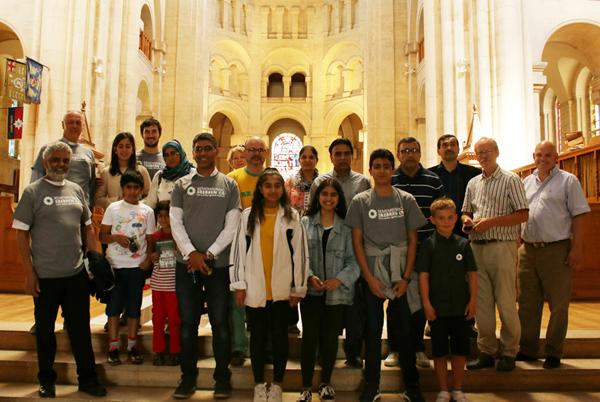 'Remembering Srebrenica' group visits St Anne's
