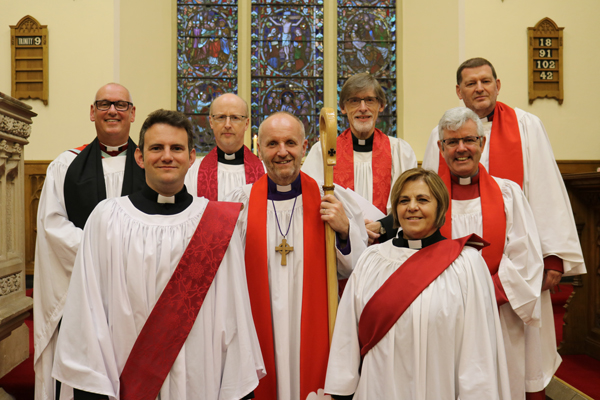 Ordination of two new Deacons