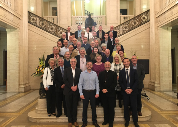 Church Army get-together in Belfast