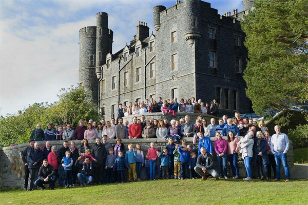 From Belfast to Castlewellan – All Saints' Family Weekend!