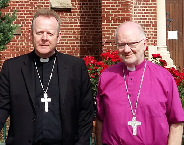 Archbishops to lead Pilgrimage of Hope to Messines