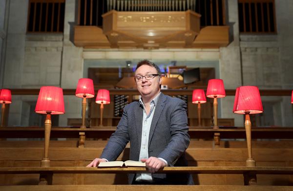 'Sounds Sacred' role for Richard