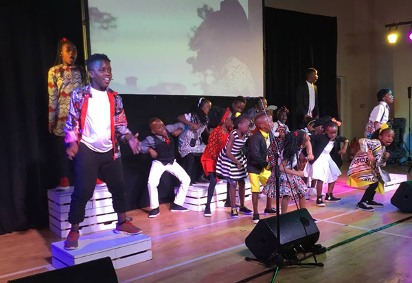 Wonderful evening with Watoto Children's Choir in Mossley