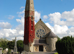 National Churches Trust grant to restore Derriaghy spire