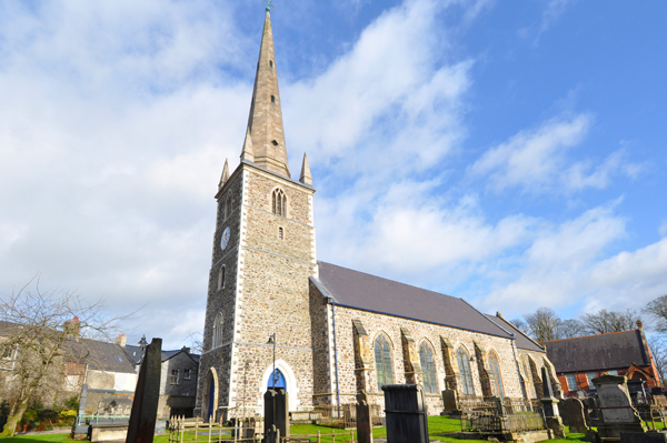 Lisburn Cathedral Harvest Service to be broadcast