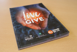 Live to Give youth resource encourages generosity