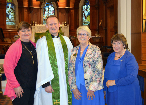 MU members gather to celebrate Mary Sumner Day