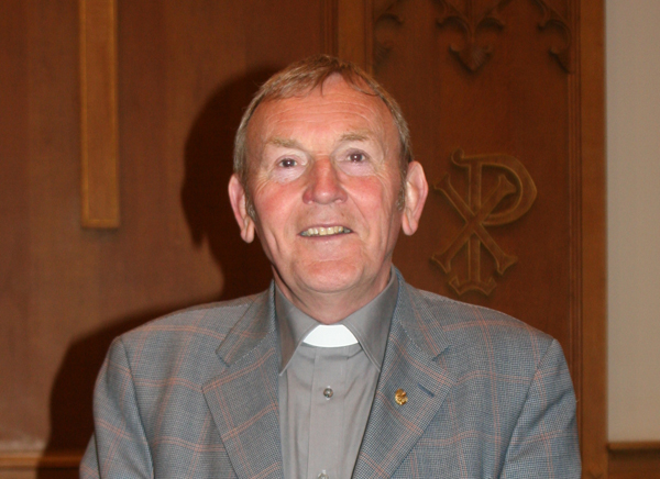Canon Will Murphy discusses vocation on Sunday Sequence