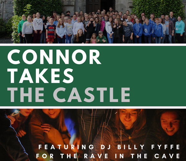 Countdown to Connor Takes the Castle!