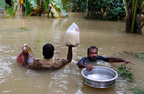 Christian Aid appeal to help people in Kerala