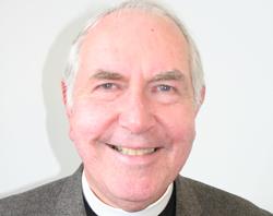 Bro David Jardine speaks at Healing Service in Ballyclare