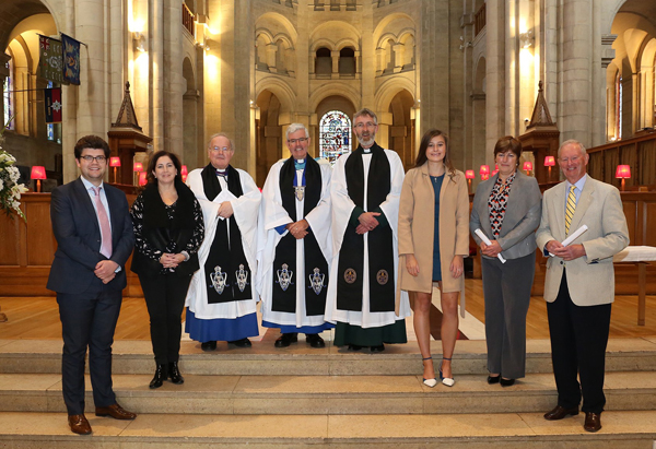 Organ Scholarship Evensong held in Belfast Cathedral