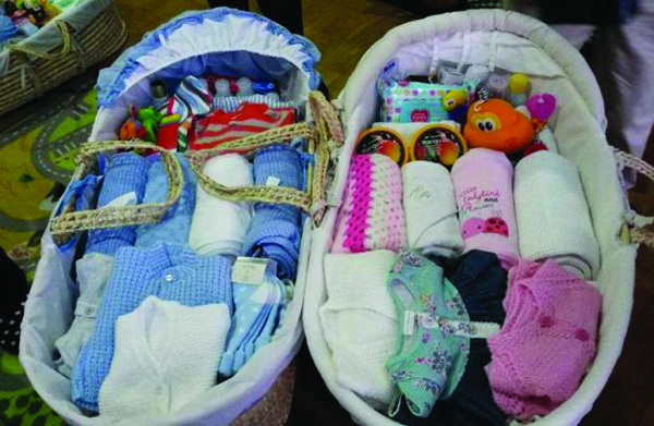 More than 160 families supported by Baby Basics Belfast