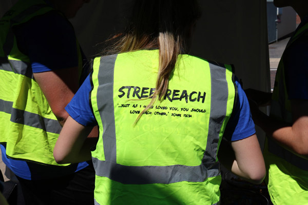 Would your parish like to host Streetreach 2019/20?