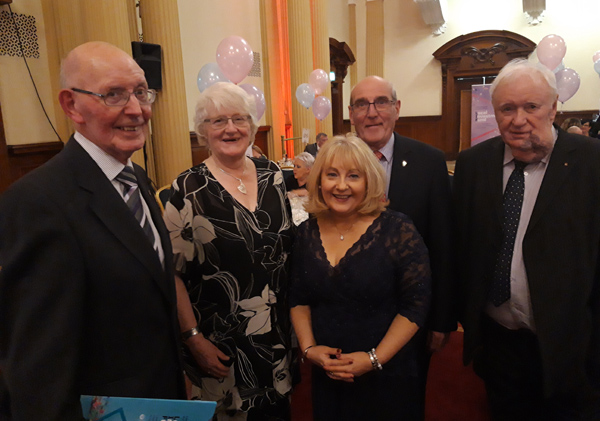 Parishes attend celebration event at Belfast City Council