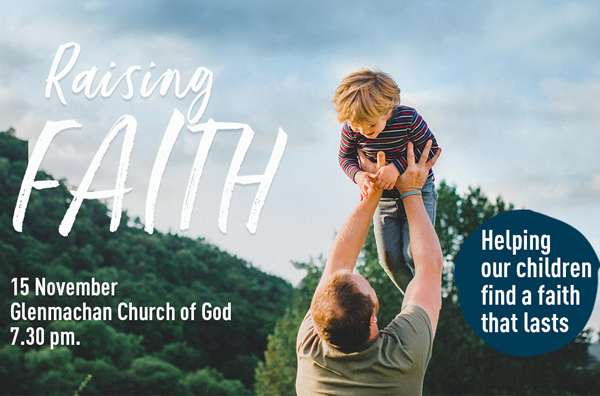 Raising Faith – helping parents to help children discover their faith