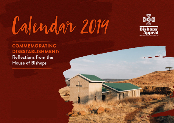 Bishops' Appeal 2019 calendars