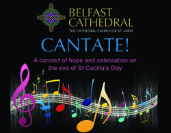 CANTATE! – a concert of hope and celebration