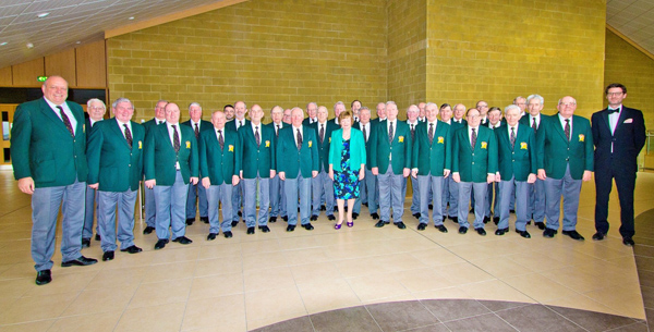 Concert and service to celebrate St Katharine's 80th anniversary