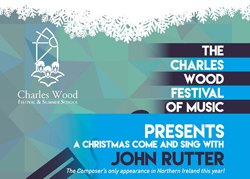 Come & Sing with John Rutter in December